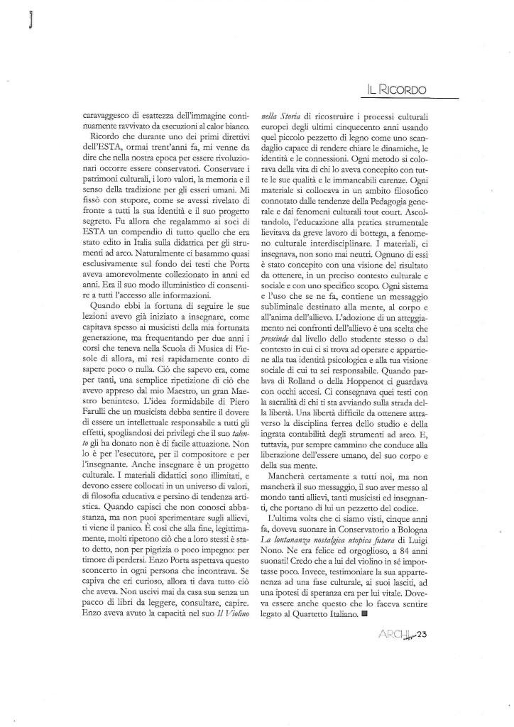 Articolo Porta 2